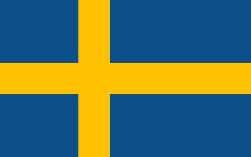 Suecia.
