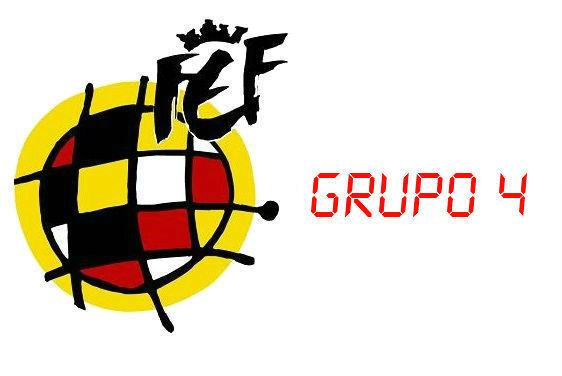 Viralízalo / Escudos segunda división grupo IV