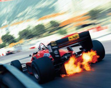 2570 - ¿Cuánto sabes de Fórmula uno?