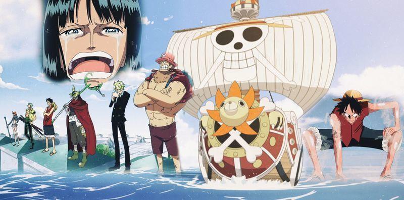 27436 - Personajes de One Piece y las opiniones sobre ellos. (Saga Water 7 - Parte 3)
