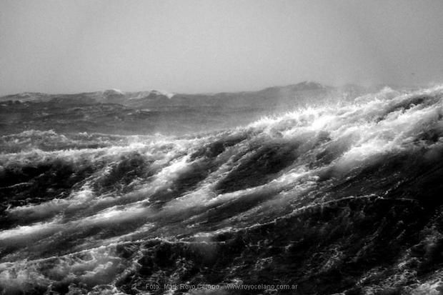 ¿En una batalla en alta mar?