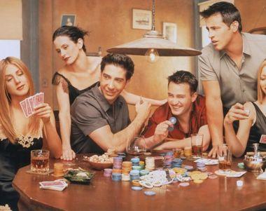 9093 - ¿Cuánto sabes de Friends?