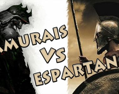 30735 - ¿Samuráis o espartanos?
