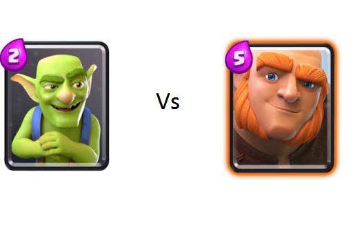 Duendes vs  Gigante
