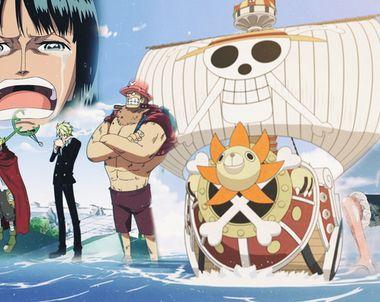 27383 - Personajes de One Piece y las opiniones sobre ellos. (Saga Water 7 - Parte 1)