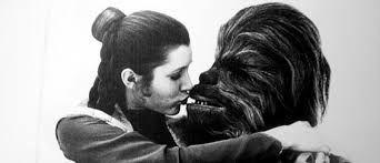 ¿Chewbacca o Leia Organa?