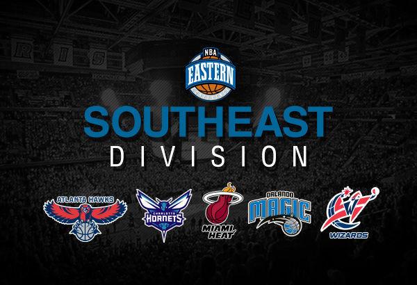 ¿Qué equipo te gusta más de la Southeast division?