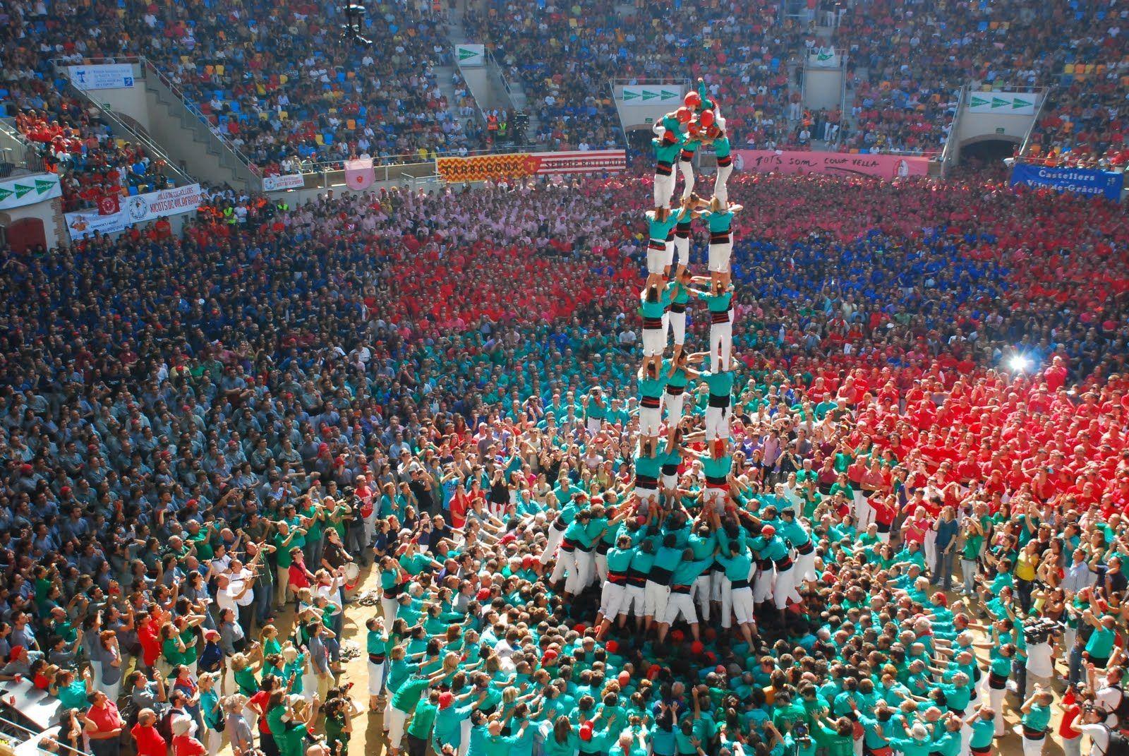 9144 - ¿Cuánto sabes de los Castellers? 2a parte