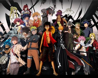 13017 - ¿Y tú, qué anime prefieres?