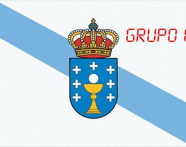 10670 - Escudos equipos tercera división grupo I (Galicia)
