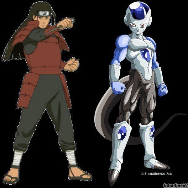 Hashirama Senju vs Frost