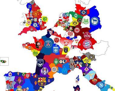 19067 - Derbis europeos ¿qué equipos prefieres?