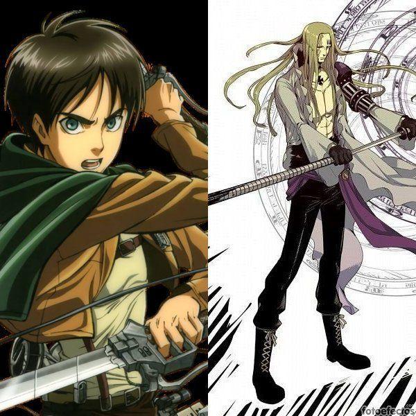 Eren vs Basil Hawkins