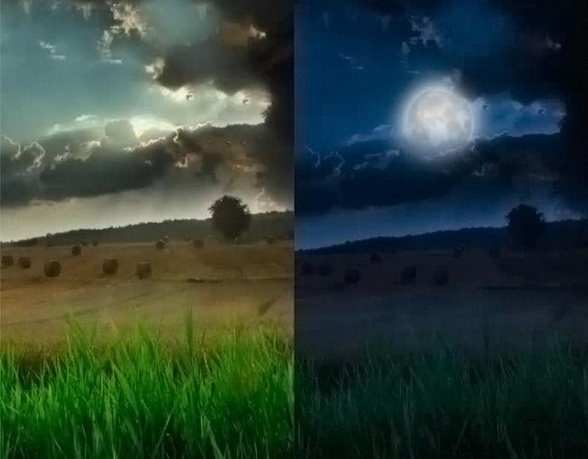 Disfrutas más... ¿El Día o la Noche?