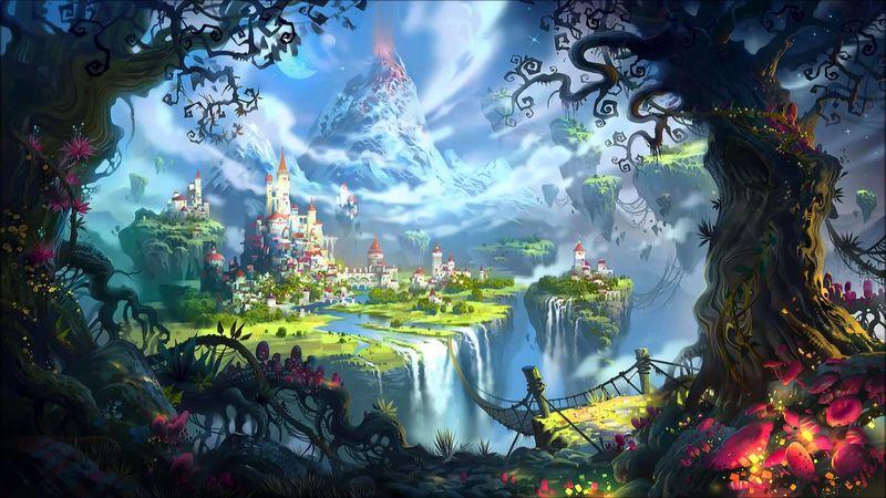 24235 - ¿Cómo os gustan las historias de fantasía?