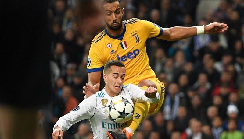 ¿Fue penalti de Benatia sobre Lucas?