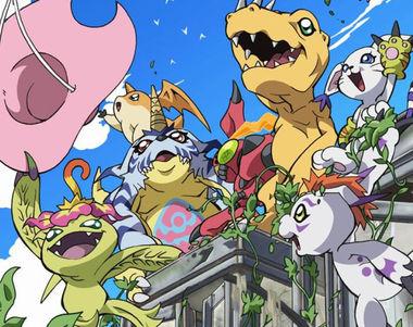 9525 - ¿Puedes relacionar estos Digimon?