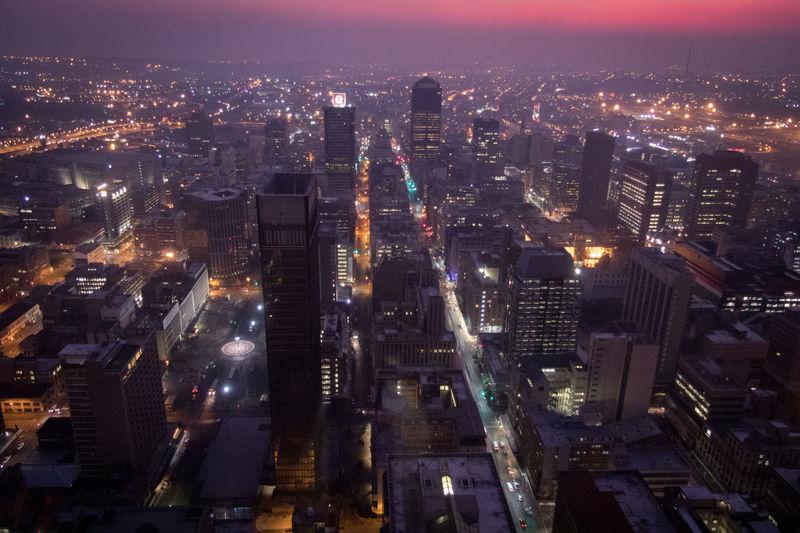 ¿En qué país se encuentra la ciudad de Johannesburg?
