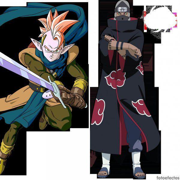 Tapion vs Kakuzu