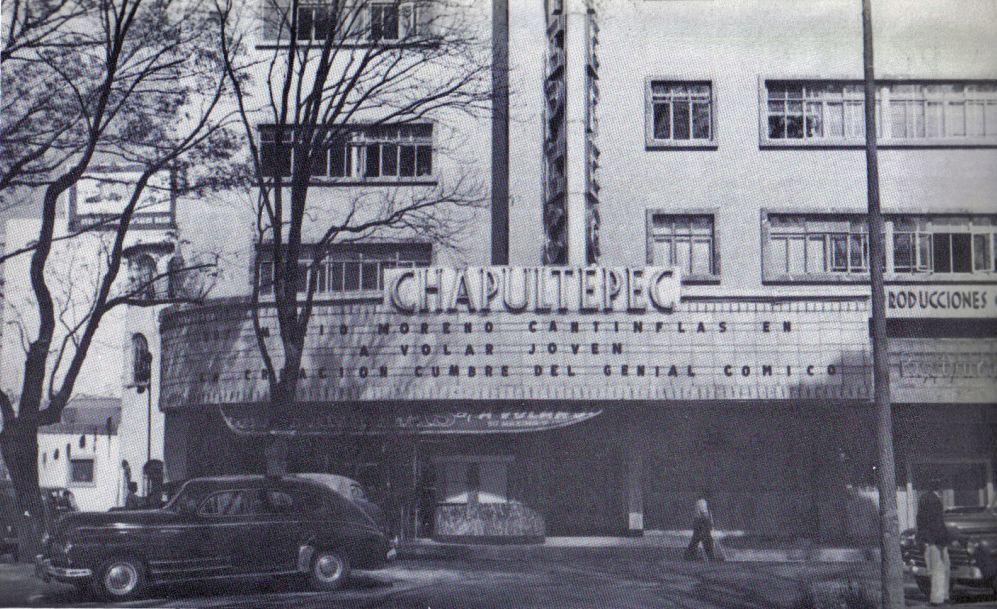 ¿Dónde se hizo la primera representación cinematográfica?