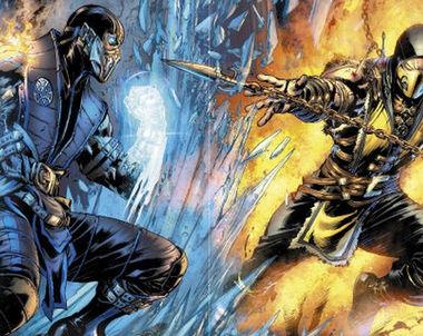14287 - ¿Qué personaje de Mortal Kombat acabaría contigo?