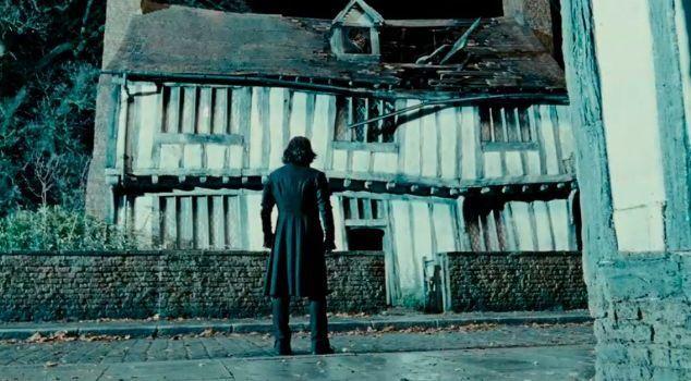 ¿En quién confiaron los Potter para que fuese su 'Guardián Secreto'?