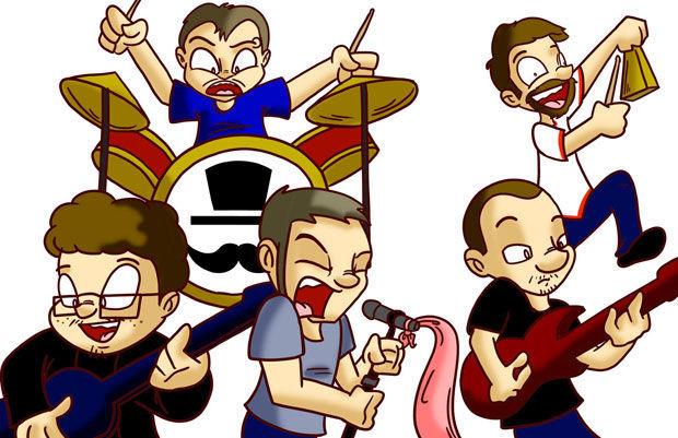 Volviendo a cambiar la temática... ¿Qué miembro serías en una banda musical?