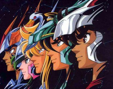 2691 - ¿Cuánto sabes de Los Caballeros del Zodíaco?