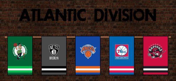 ¿Qué equipo te gusta más de la Atlantic division?