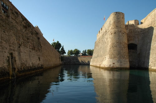 ¿Qué elemento característico posee Las Murallas Reales?