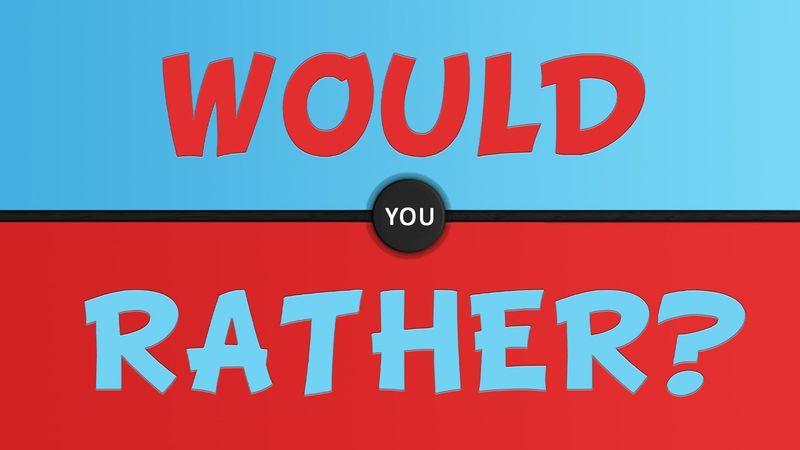 29622 - ¿Qué preferirías?