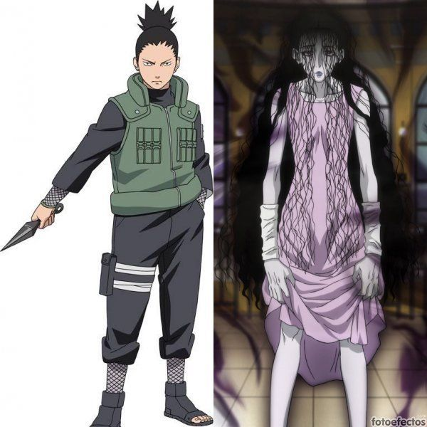 Shikamaru vs Palm Siberia