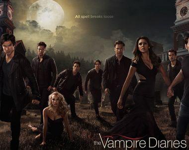 3208 - ¿Cuánto sabes de The Vampire Diaries?