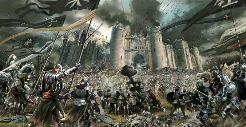 ¿Que facción aguantaría más un asedio?
