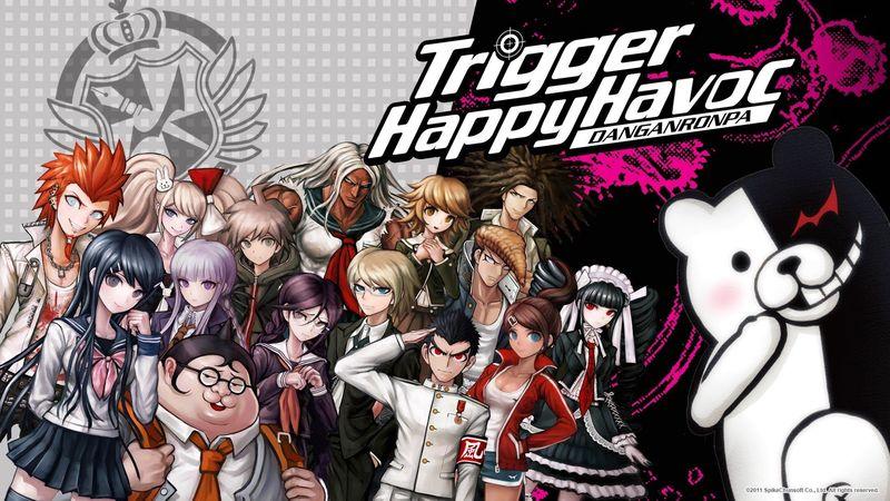 ¿Qué estudiante de Danganronpa: Trigger Happy Havoc te gusta más?