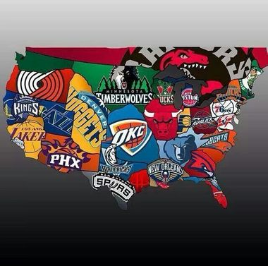 11626 - ¿Qué equipo por división de la NBA te gusta más?