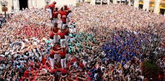 ¿Cuántas colles castelleres hay en Barcelona?