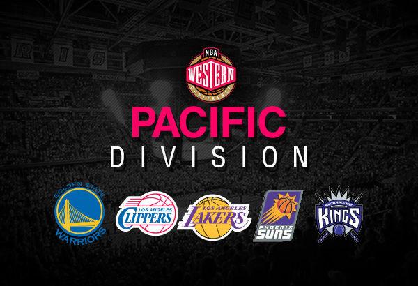 ¿Qué equipo te gusta más de la Pacific division?