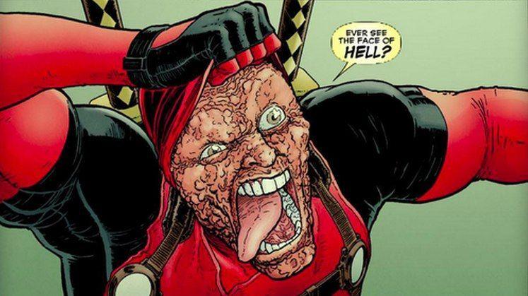 ¿Cómo se llama la mujer Deadpool que tiene retenida en su casa?