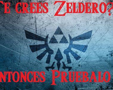 4979 - ¿Te crees Zeldero? entonces pruébalo.