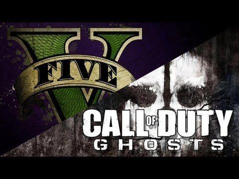 ¿GTA o Call of Duty?