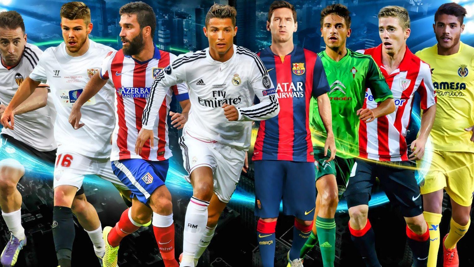 12795 - ¿Cuánto sabes del fútbol español?