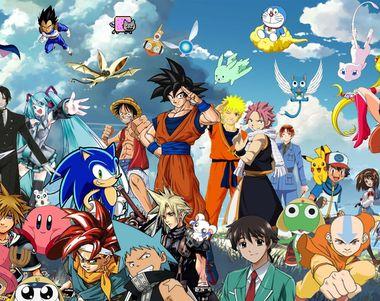 14487 - ¿Reconoces a estos personajes de manga y/o anime?
