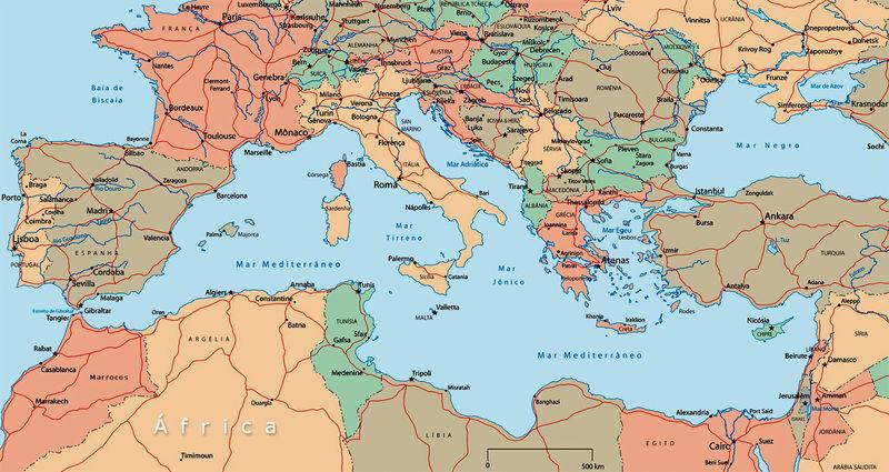Elige entre estos lugares de Chipre, Malta y Albania.