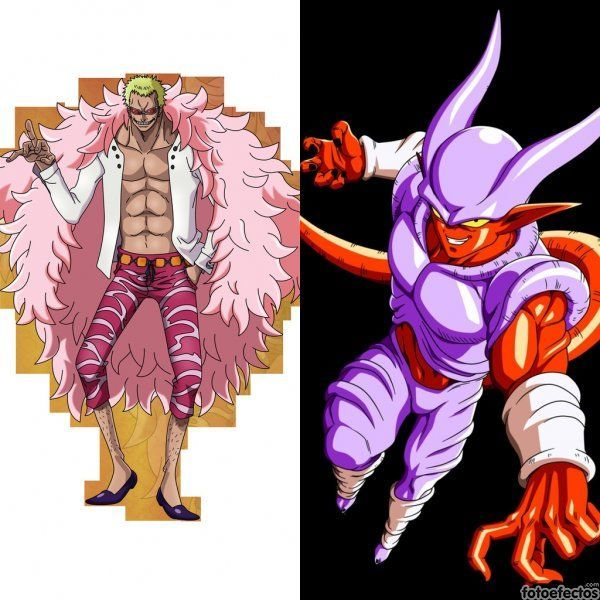 Doflamingo vs Janemba