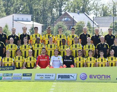 22724 - El mejor 11 del Borussia Dortmund