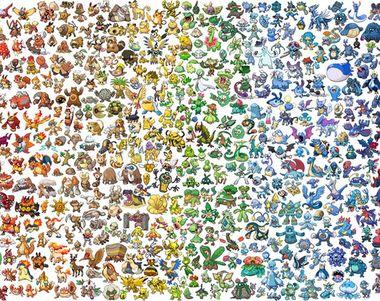 25124 - ¿Qué Pokemon de estos entrenadores es tu favorito?
